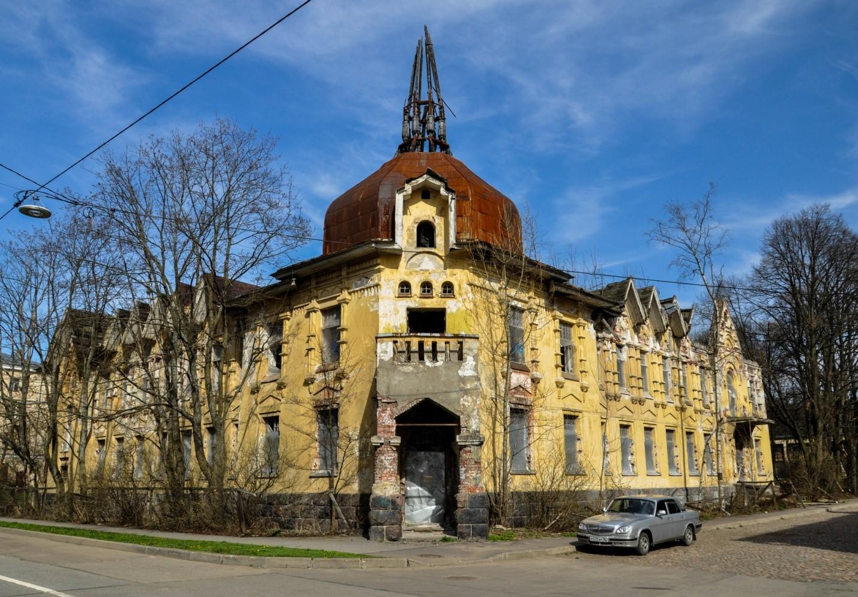 Усадьба адмирала Лазарева, Кронштадт