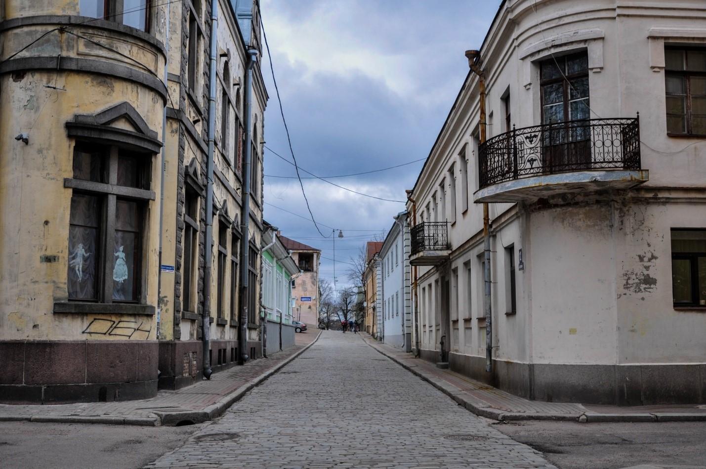 Улица Прогонная, Выборг