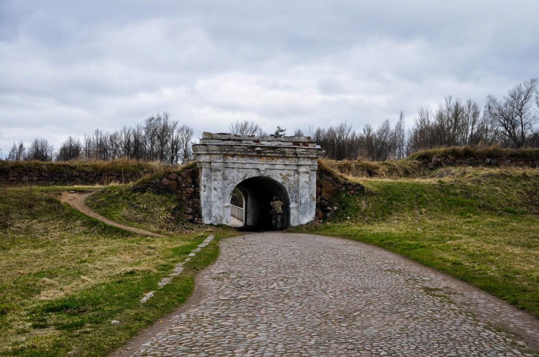 Равелинные ворота, Выборг