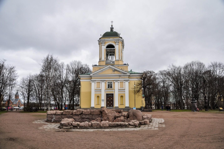 Церковь Святых Петра и Павла, Выборг