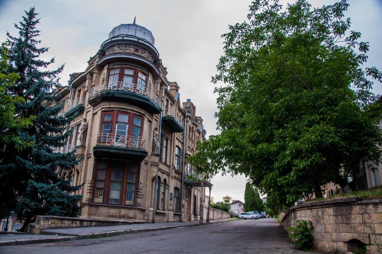 Бывшая гостиница Эрмитаж, Пятигорск