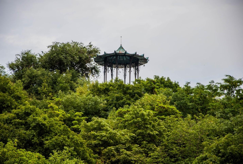 Китайская беседка, Пятигорск