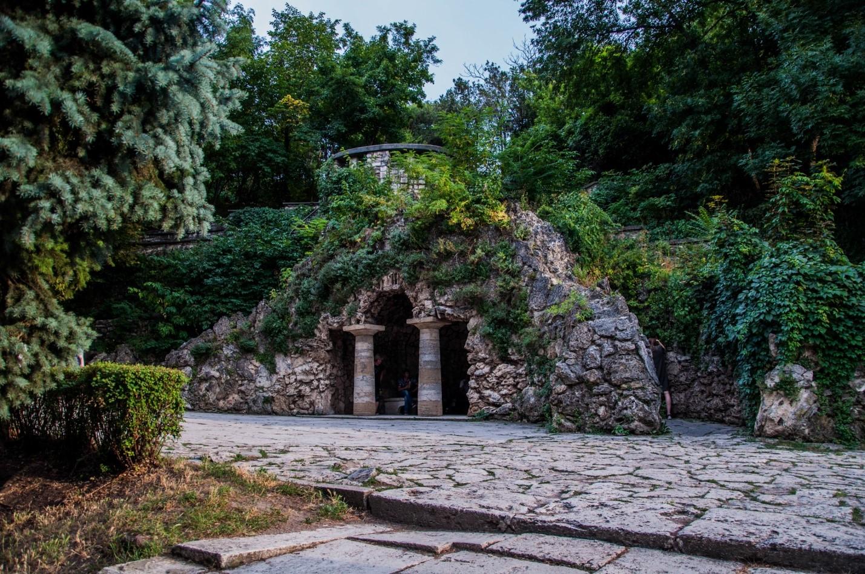 Грот Дианы, Пятигорск
