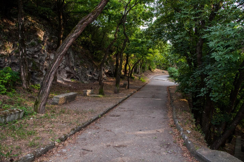 Парк в Пятигорске