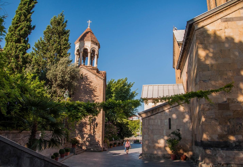 Сионский храм, Тбилиси