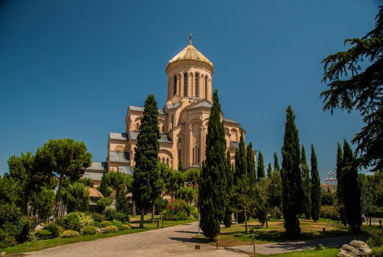Цминда-Самеба, Тбилиси