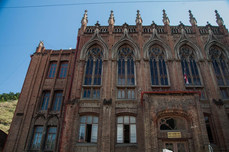 Готическая архитектура Тбилиси