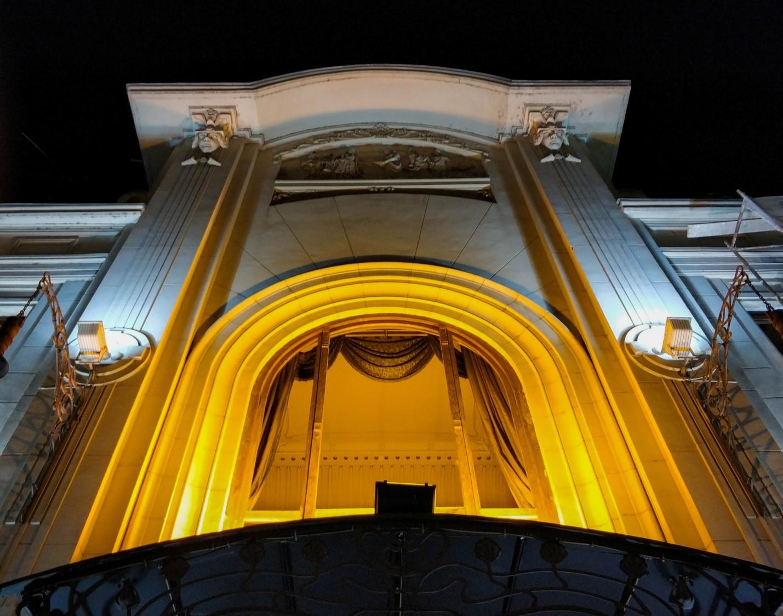 Модерн в архитектуре Тбилиси