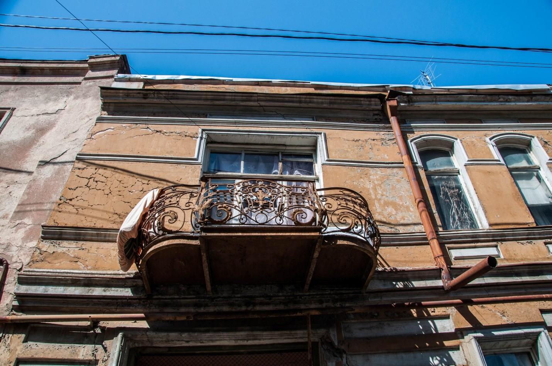Балконы в Тбилиси