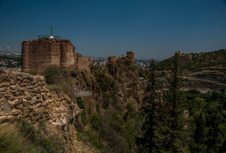 Крепость Нарикала или Шурис-Цихе, Тбилиси