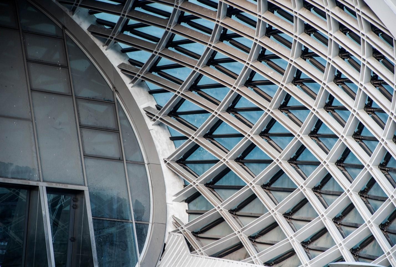 Необычная архитектура Тбилиси