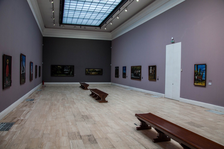 Голубая галерея, Тбилиси