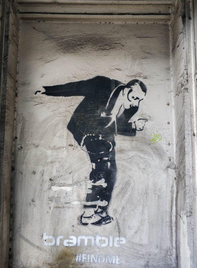 Уличное искусство в Тбилиси