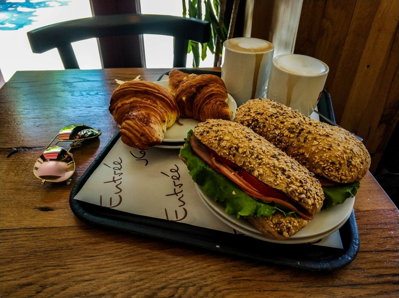 Французское кафе, Тбилиси