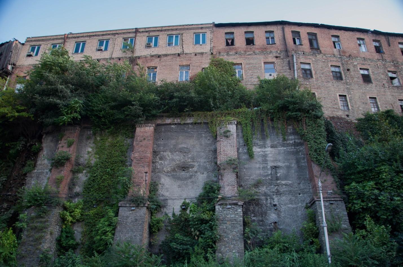 Архитектура Тбилиси