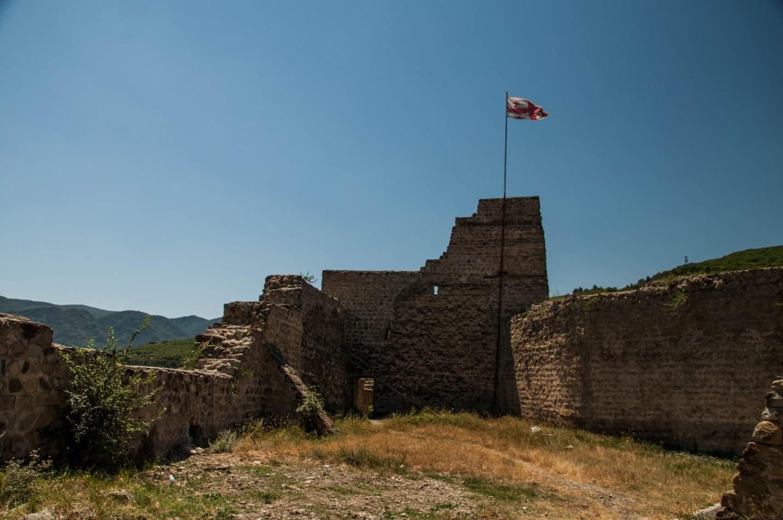 Крепость Бебрисцихе, Мцхета, Грузия