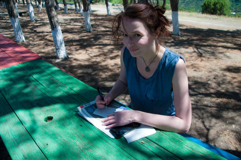 Блог Анны, путешествие в Грузию