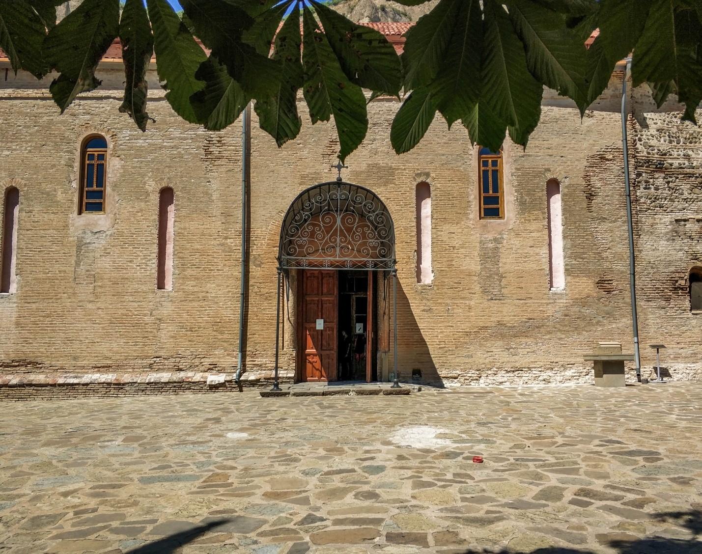 Шио-Мгвимский монастырь, Грузия