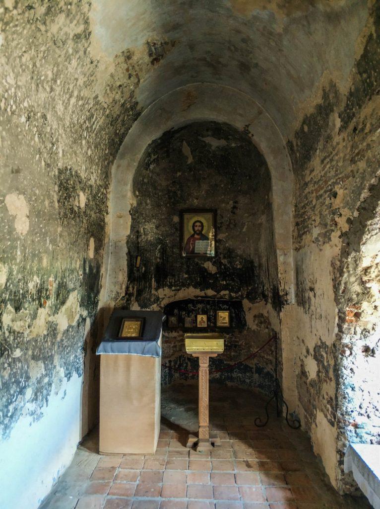 Церковь Уплисцули, Уплисцихе, Грузия