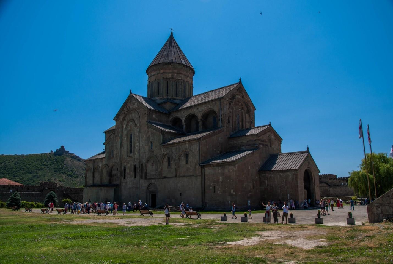 Храм Светицховели, Мцхета, Грузия