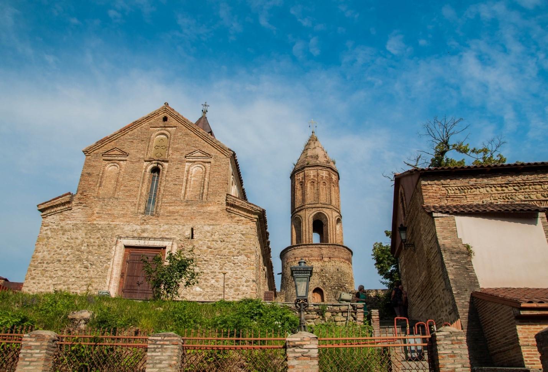Церковь Святого Геворга, Сигнахи, Грузия