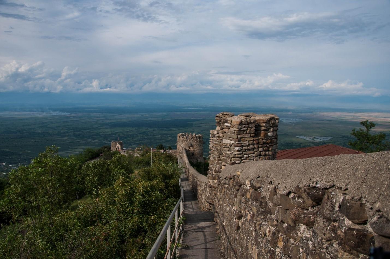 Сигнахская крепость, Грузия