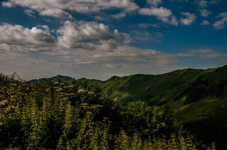 Военно-грузинская дорога, Грузия